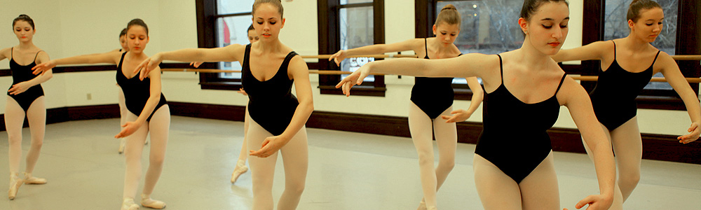 Ballet for Young Adults